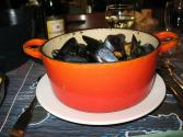 Economical Moules Mariniere