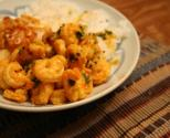 Goan Shrimp Curry With Mustard Seeds