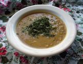 Slow-cooked Navy Bean Soup