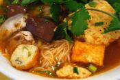 Noodle Fish Custard