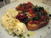 North Beach Bruschetta