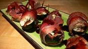 Nut Stuffed Citrus Figs