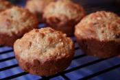 Date Oatmeal Muffins