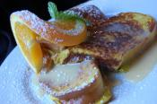 Mandarin Orange French Toast