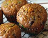 Florida Orange Date Bran Muffins