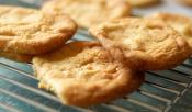 Orange Sugar Biscuits