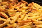 Oven Fried Potatoes