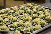 Oysters Rockefeller With Variations