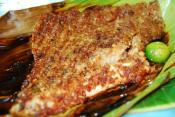 Pan Fried Sweet And Pungent Fish