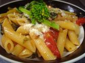 Parmesan Pasta With Broccoli Rabe