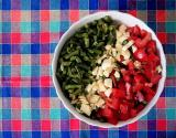 Patriotic Salad