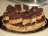 Milk Chocolate Peanut Butter Bars
