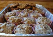 Peanut Butter Oat Muffins