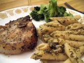 Penne With Pork Roast