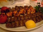 Persian Chicken On Skewers