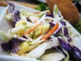 Pineapple Cole Slaw