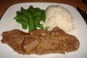 Pineapple Teriyaki Beef