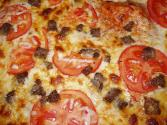 Pizza Hamburgers