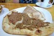 Lahmadjoun (armenian Meat Pie, Pizza)