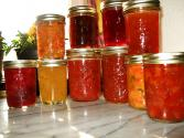 Mom's Plum And Apple Jam