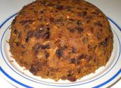Real Plum Pudding