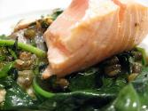 Parsley Poached Fish