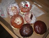Polish Shrove Doughnuts