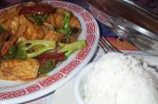 Braised Pork And Bean Curd