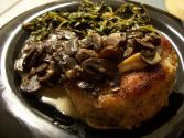 Braised Pork Chops With Mushrooms And Onions