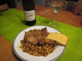 Pork Chops With Hominy