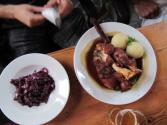Pork Hocks And Cabbage