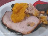 Pork Roast With Stuffing