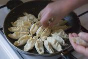 Ground Pork Pot Stickers