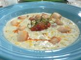 Seafood And Corn Chowder