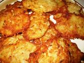 Potato Latkes With Homemade Applesauce