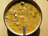 Brown Lentil And Potato Soup