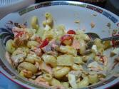 Potato-macaroni Salad