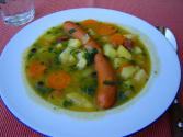 Potato Soup With Parsley