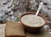 Potato Wild Rice Soup