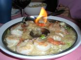 Prawns In Plum Sauce