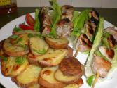 Provencal Grilled Potatoes
