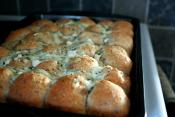 Pull-apart Maple Wheat Bread
