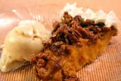 Pumpkin Ice Cream Pie Filling