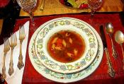 Pumpkin Minestrone