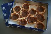 Spicy Raisin Tarts