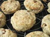 Raisin And Walnut Scones