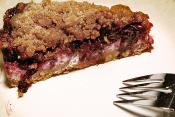 Red Raspberry Cream Cheese Pie