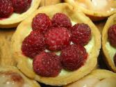 Fig And Raspberry Tart