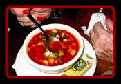 Red Cherry Soup