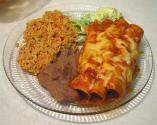 Red Enchiladas